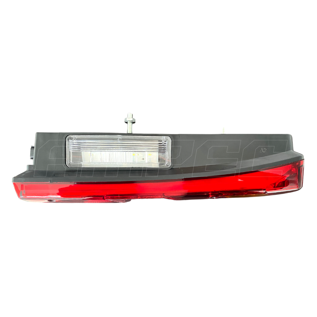 Par Lanterna Traseira Mercedes Axor Actros 24V LED Sirene