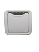 Caixa De Tomada Embutir Mesa New3 3 Tom 2 Rj45 1 Usb 1 Hdmi