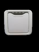 Caixa De Tomada Embutir Mesa New3 - 3 Tomadas 3 Rj45 1 Hdmi