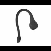 Luminária Flex Access ABS - Preto