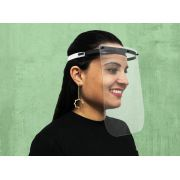 Máscara de Proteção Face Shield - 5 Unidades