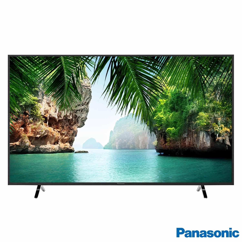 "SMART TV 4K LED 50"" PANASONIC TC-50GX500B ULTRA HD 3 HDMI 1 USB"