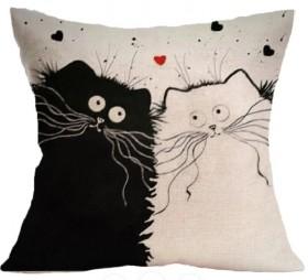 Almofada Dois Gatos