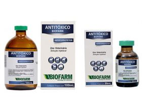 Antitóxico 100ml (injetável)