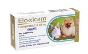 Eloxicam 0,5mg c/ 10 comp.