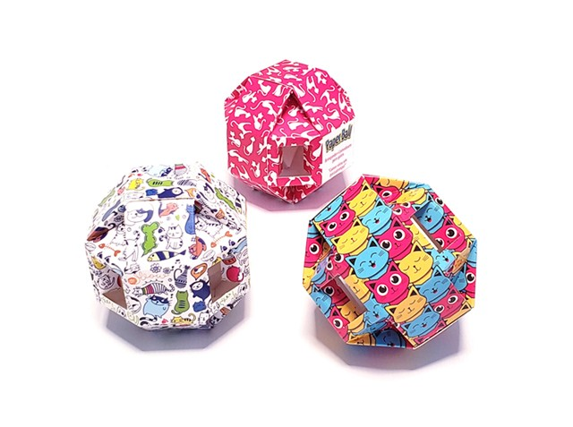 Paper Balls Com 3