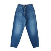 Calça Jeans Infantil Feminina Mom Anitta