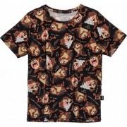 Camiseta Infantil Masculina Estampa Looney Tunes
