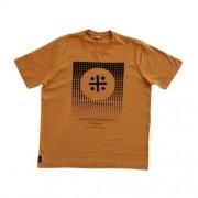 Camiseta Infantil Masculina Mostarda