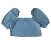 Cropped Infantil Feminino Jeans Colcci Fun