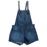 Jardineira Infantil Feminina Jeans Colcci Fun
