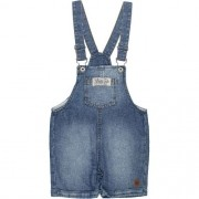 Jardineira Infantil Masculina Jeans