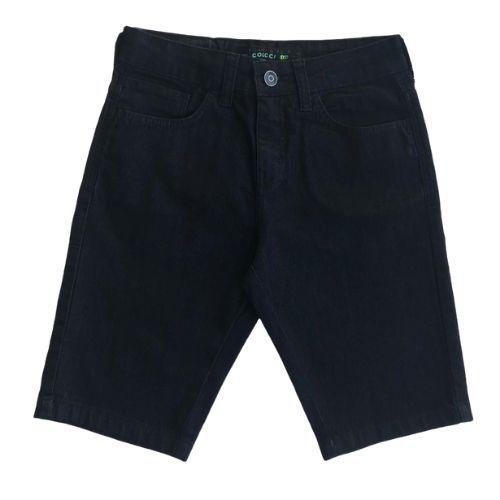 Bermuda Jeans Escuro Infantil Masculina