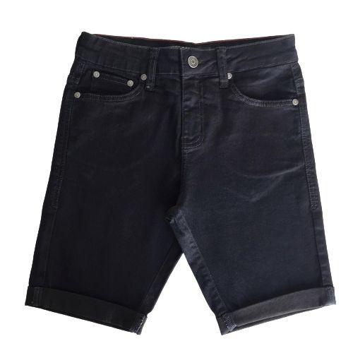 Bermuda Jeans Infantil Masculina com Barra Dobrada Colcci Fun