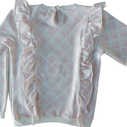Blusa Infantil Feminina Estampada Mon Sucré