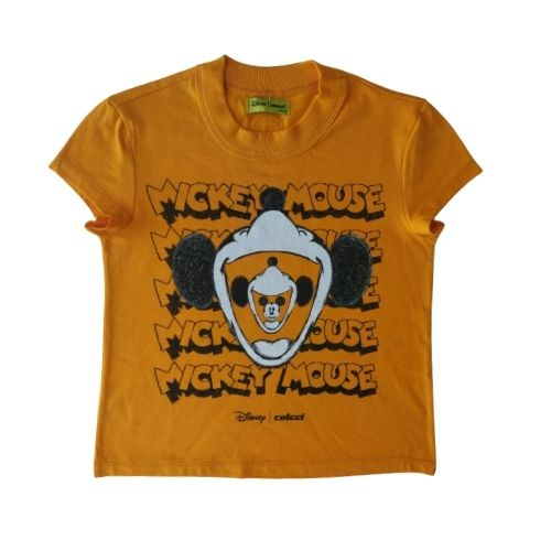 Blusa Infantil Feminina Mickey Colcci Fun