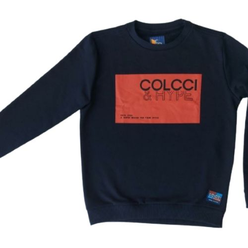 Blusa Infantil Masculina Moletom Colcci & Hype