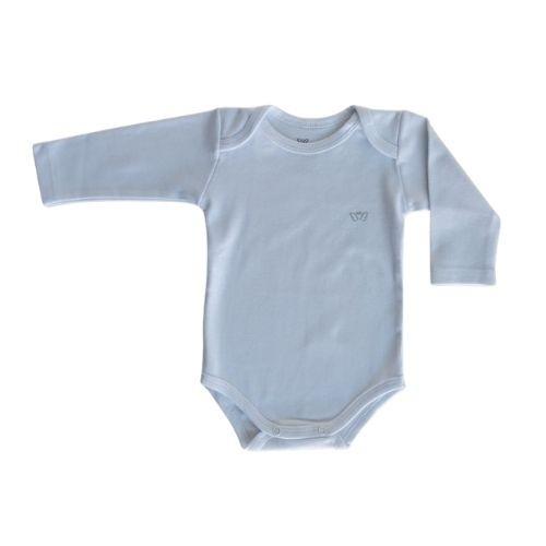 Body Bebê Manga Longa
