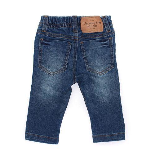 Calça Jeans Infantil Masculina