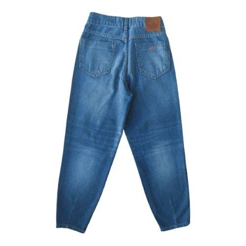 Calça Jeans Infantil Feminina Mom Anitta Colcci Fun