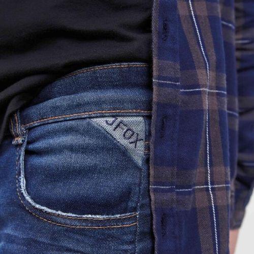 Calça Jeans Infantil Masculina Skinny Estonada