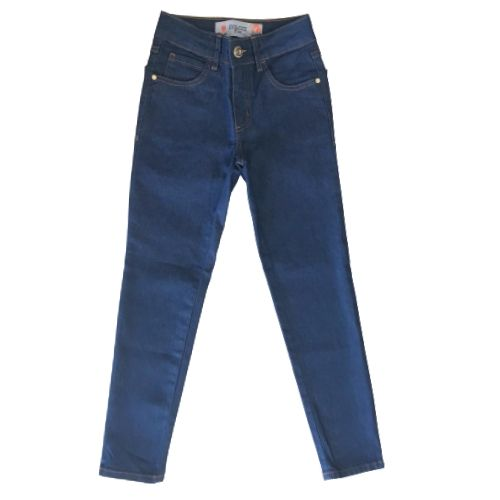 Calça Jeans Skinny Infantil Feminina