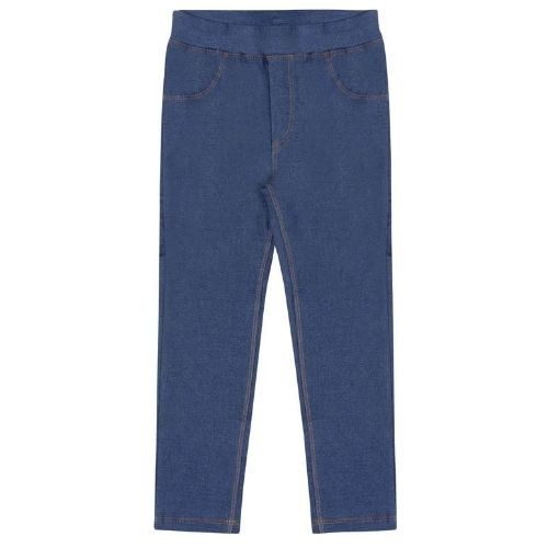 Calça Montaria Infantil Feminina Jeans