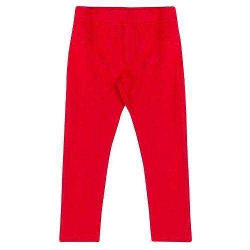 Calça Montaria Infantil Feminina Vermelha