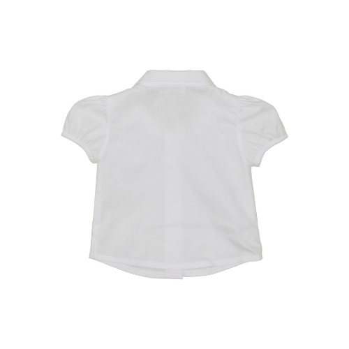 Camisa Infantil Feminina Golinha Bordada Galinhas