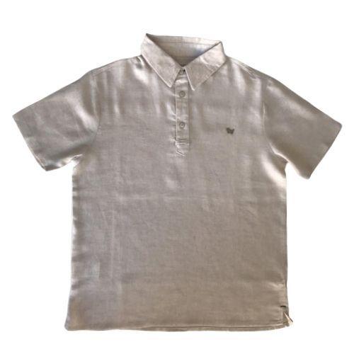 Camisa Linho Infantil Masculina