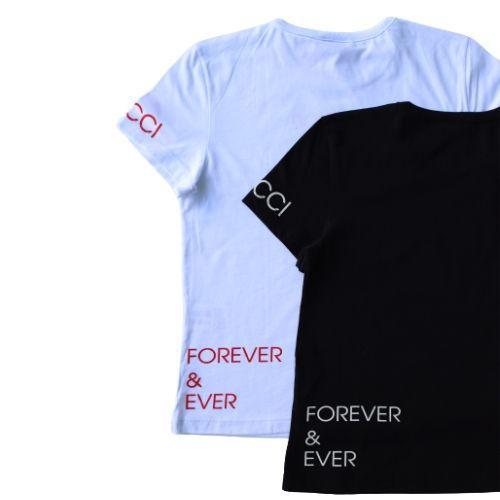 Camiseta Infantil Feminina Attitude Is Everything