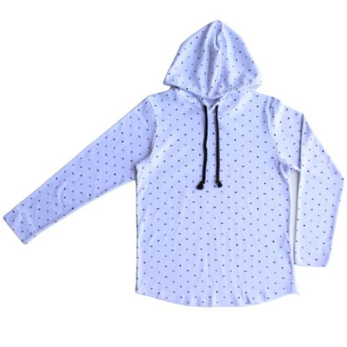 Camiseta Infantil Masculina Future com Capuz