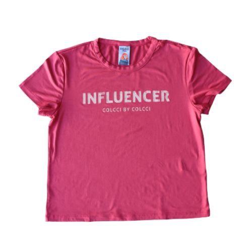 Blusa Infantil Feminina Influencer