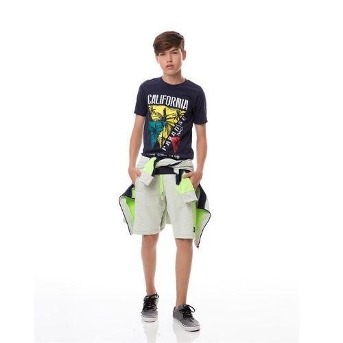 Camiseta Infantil Masculina Manga Longa