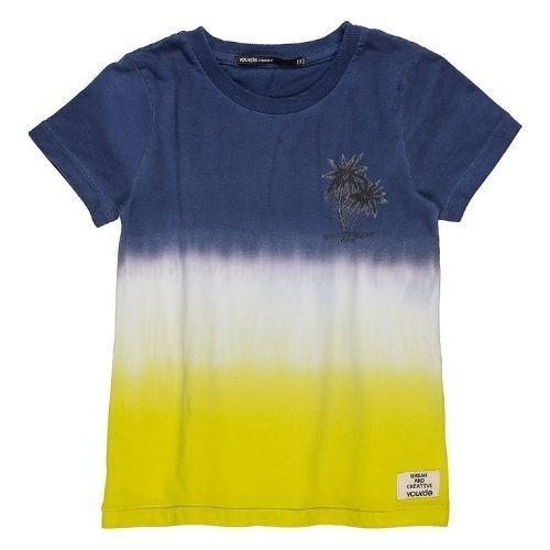 Camiseta Infantil Masculina Degradê