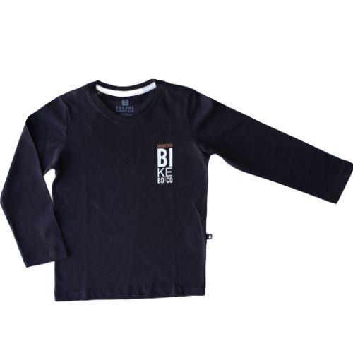 Camiseta Infantil Masculina Mountain Bike