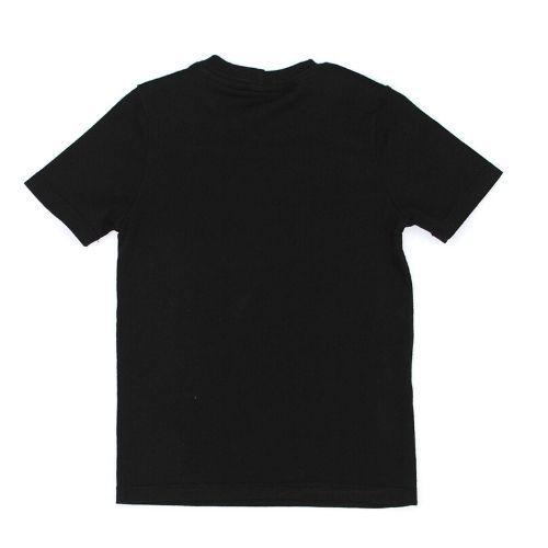 Camiseta Infantil Masculina Preta Pac Man 1+1