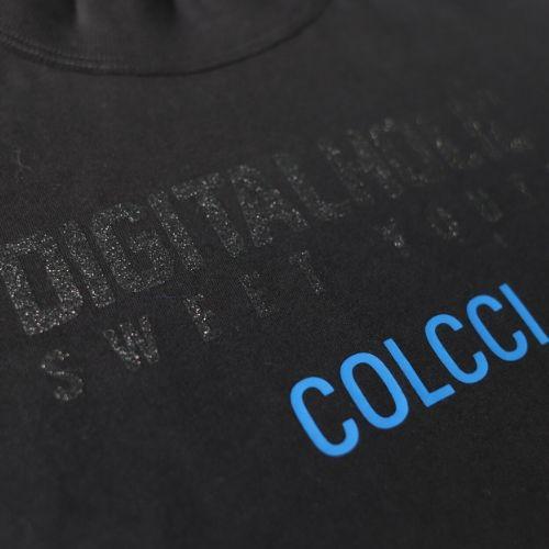 Camiseta Infantil Feminina Preta Digitalholic