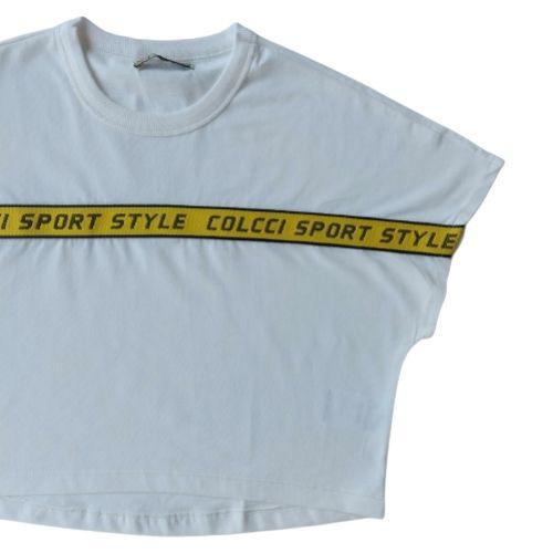 Cropped Infantil Feminino Sport Style Colcci