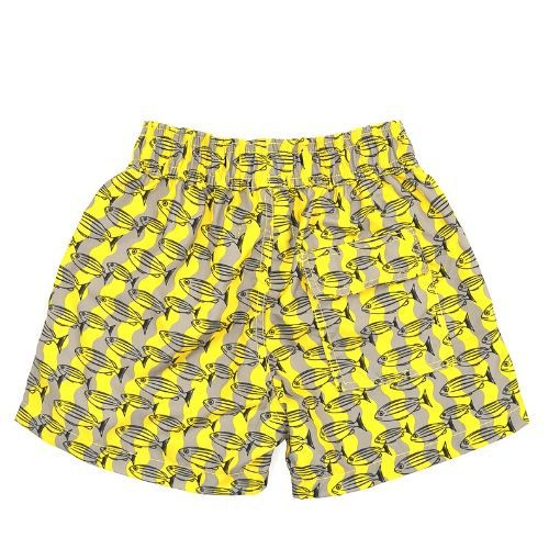 Shorts Masculino Infantil Microfibra Estampado