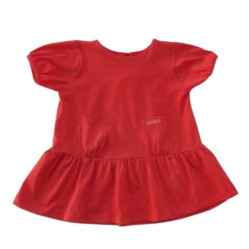 Vestido Bebê Feminino Rodado com Calcinha Green By Missako