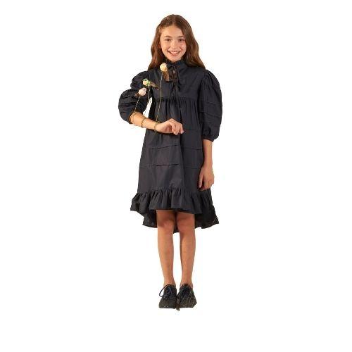 Vestido Infantil Feminino com Amarração 1+1