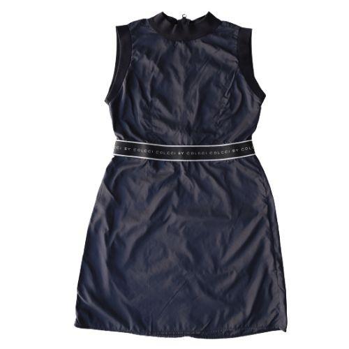 Vestido Infantil Feminino Nylon Preto
