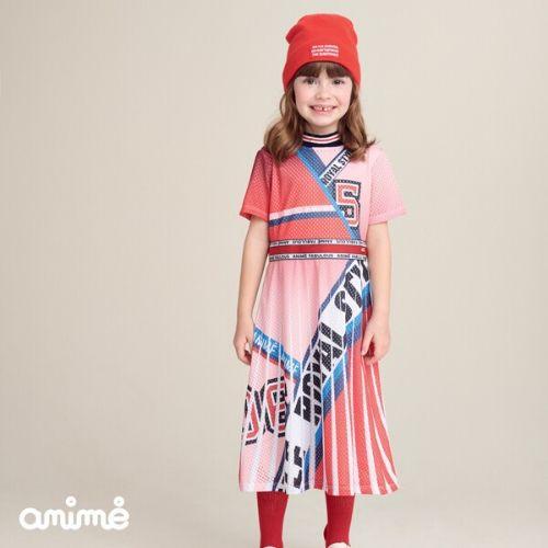 Vestido Infantil Feminino Telinha Rosa Royal Style