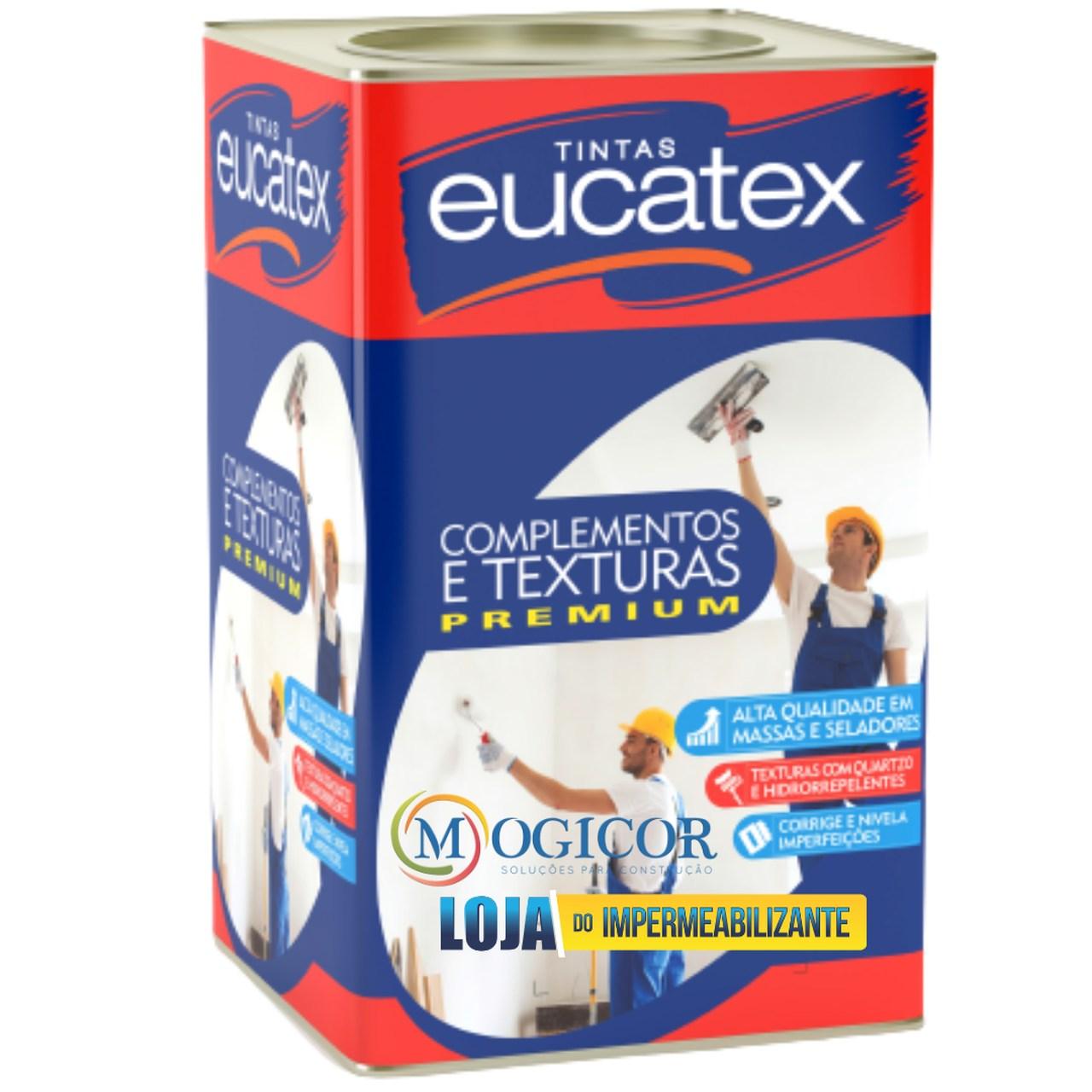 Fundo Preparador de Paredes Externas e Internas 16L - Eucatex