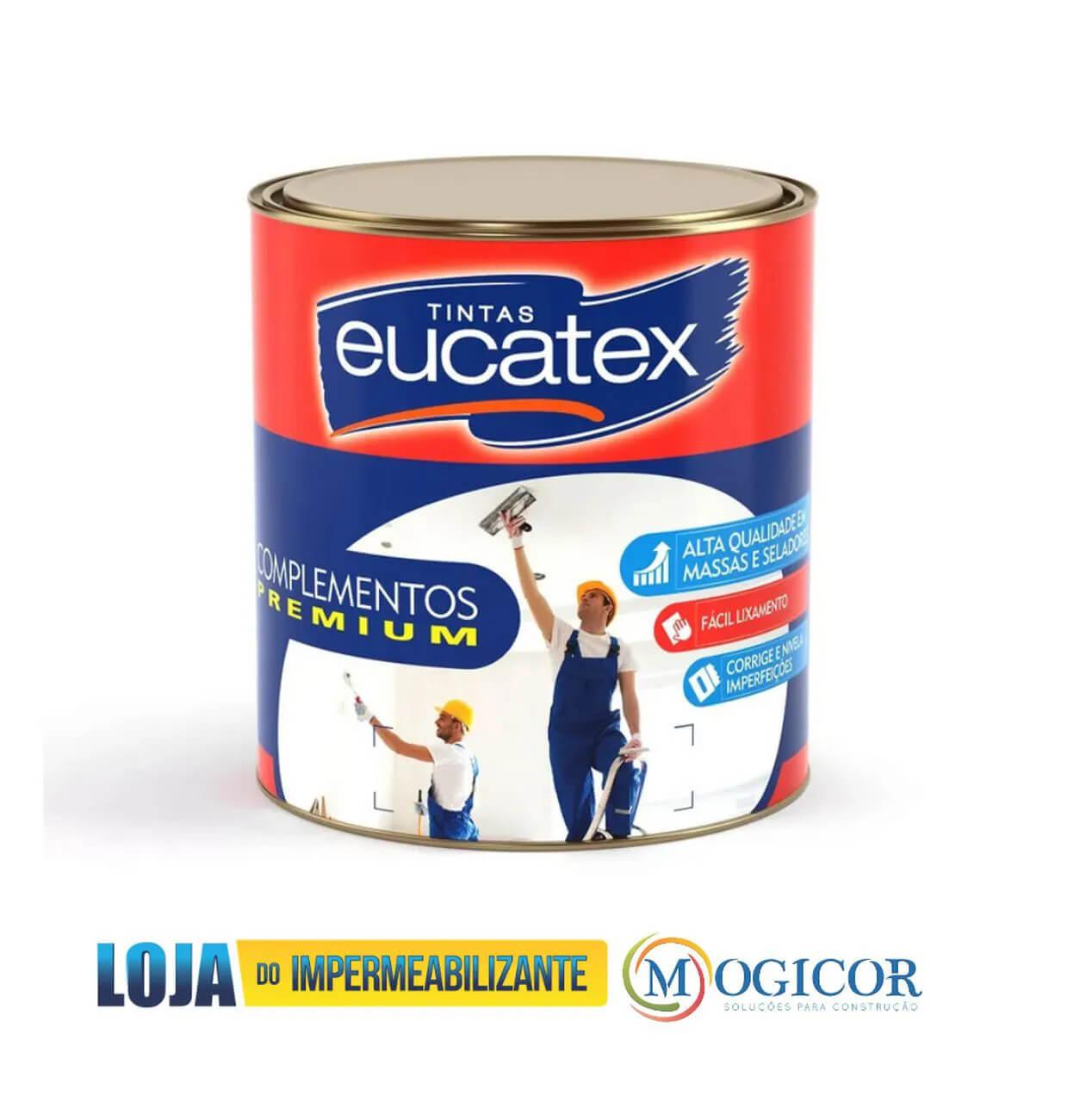 Massa Acrílica 1,4 kg Eucatex Premium