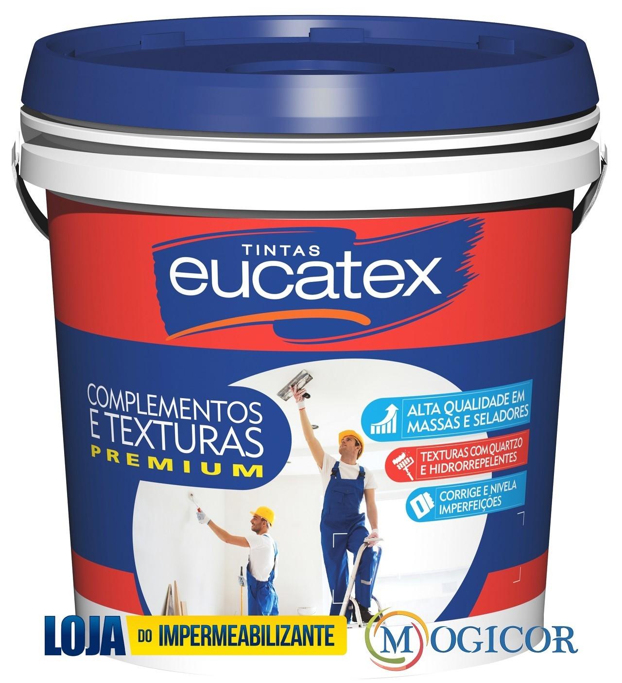 Massa Corrida Premium 5,8kg p/ Reboco, Gesso, fibrocimento, Concreto -  Eucatex