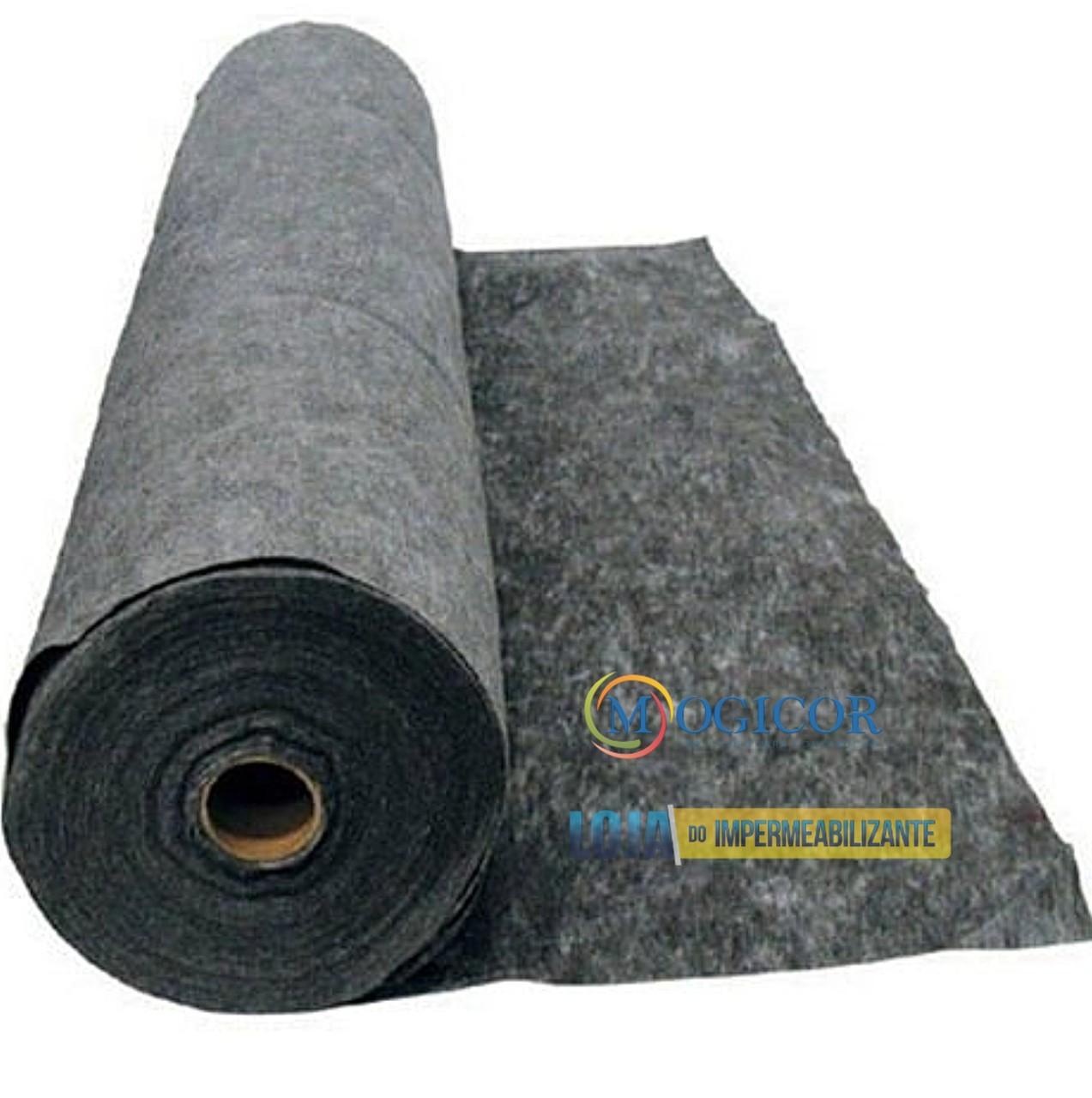 Rolo 100m² Manta Geotêxtil Bidim ®