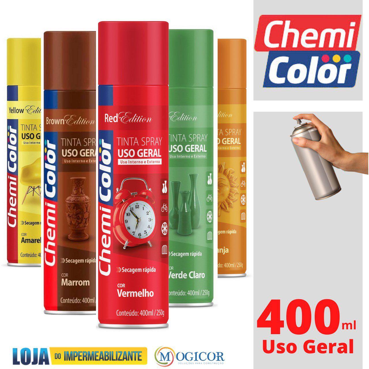 Spray Chemicolor Uso Geral 400ML