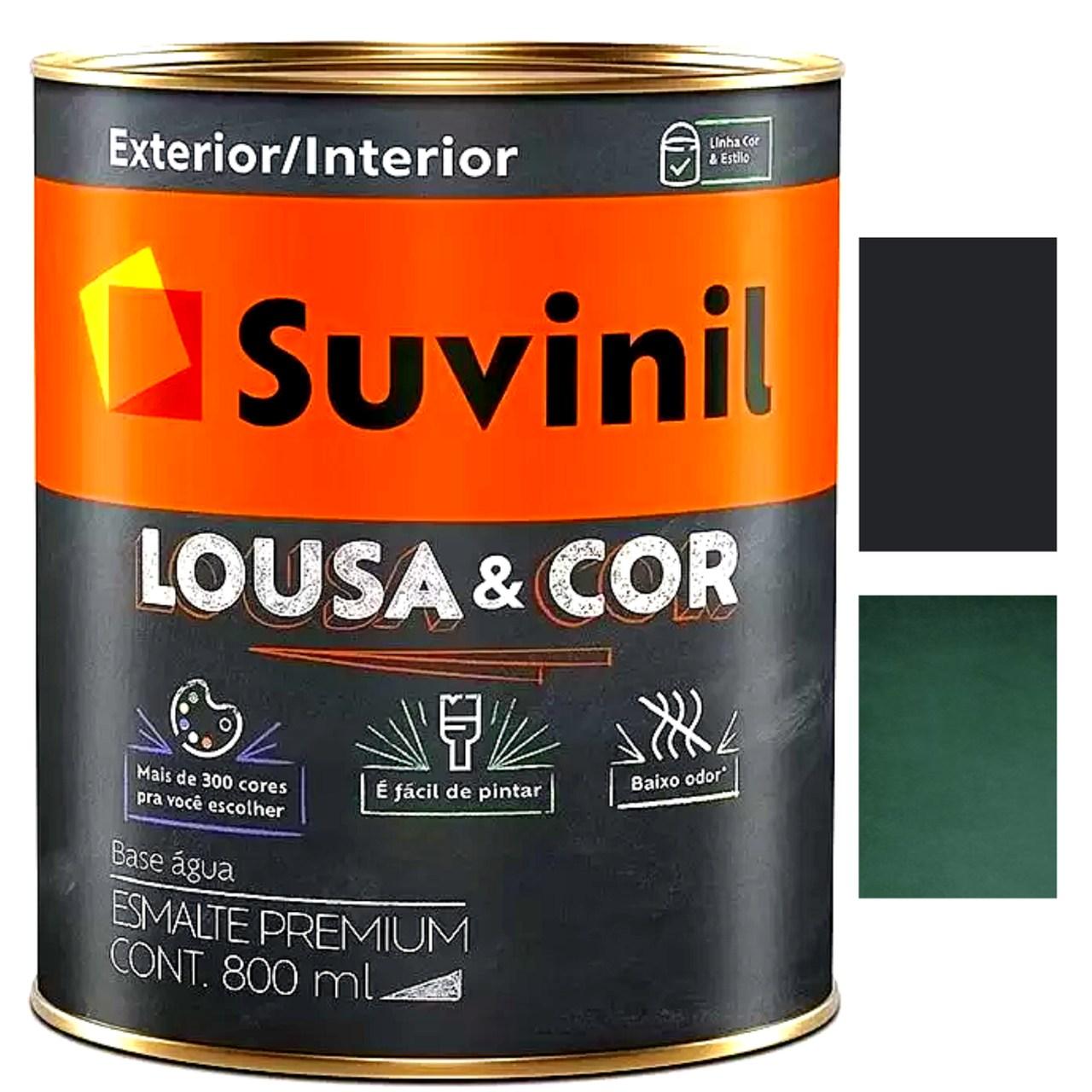 Tinta Lousa & Cor 800ml p/ Parede Suvinil